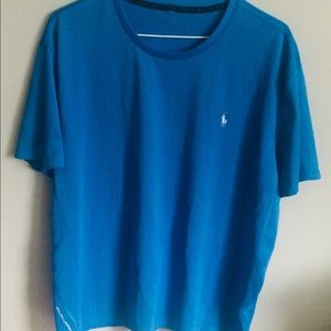 Ralph Lauren Dri-Fit Athletic Short Sleeve